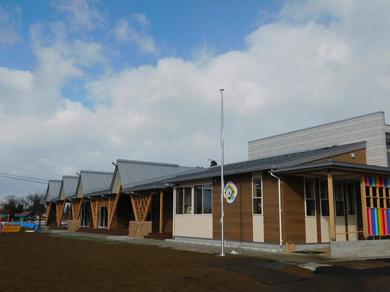 島保育園園舎建替え工事
